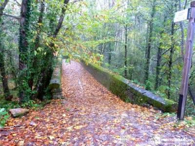 Sierra de Francia [Fiesta de la Almudena]senderismo madrid grupos viajes senderismo madrid senderism